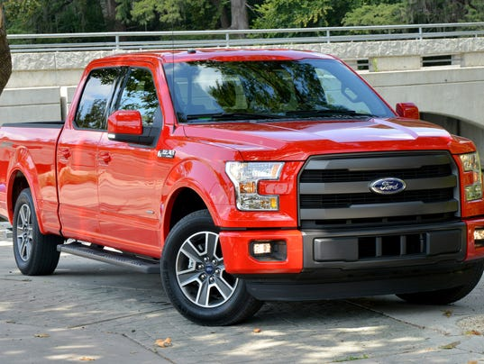 ford recalls 12 300 f 150 pickups to fix steering. Black Bedroom Furniture Sets. Home Design Ideas