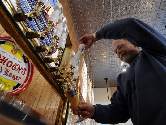 Zamzows brew wausau beer tradition for Michaels crafts wausau wi