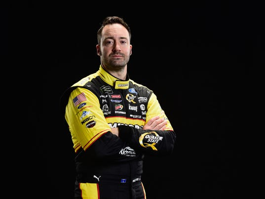 paul menard has high hopes with wood brothers in nascar. Black Bedroom Furniture Sets. Home Design Ideas