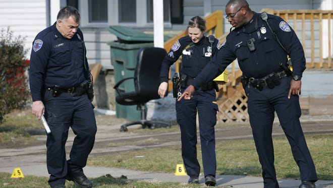 A 19-year-old female and a 17-year-old male were shot and taken to Strong Memorial Hospital and Rochester General Hospital respectively. The locations were First Street and Pennsylvania Avenue and shell casings were also found on Fourth Street at Central Park.