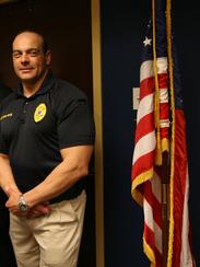 Fairview Police Chief Martin Kahn
