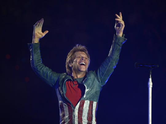 PMI Entertainment Group worked for five years to get Bon Jovi to play the Resch Center. It paid off in 2013 with a 21/2-hour performance that went down as one of the arena's biggest crowds and highest-grossing shows.