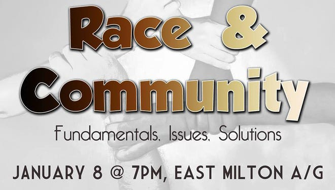 Race and Community discussion panel