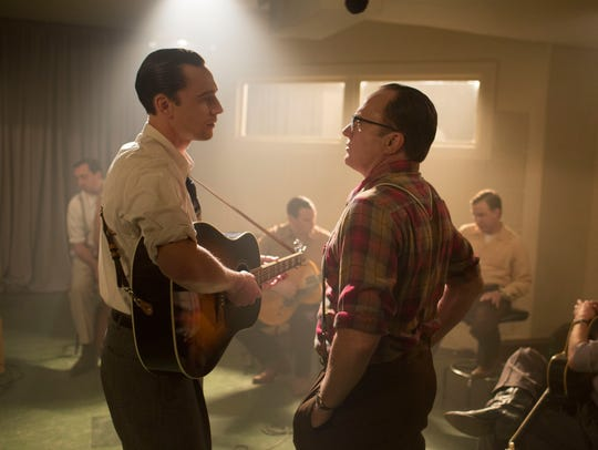 """I Saw The Light,"" a film about the life of Hank Williams,"
