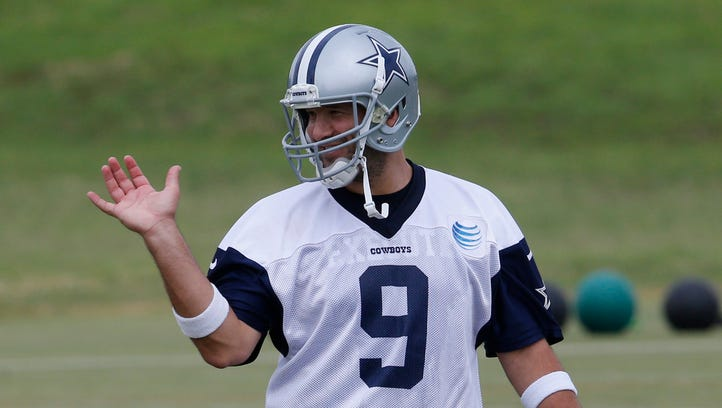 Cowboys offseason report: Can they back up Tony Romo's Super Bowl boast minus Murray?