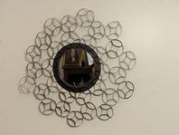 DIY: Make Wall Art From Cardboard Tubes