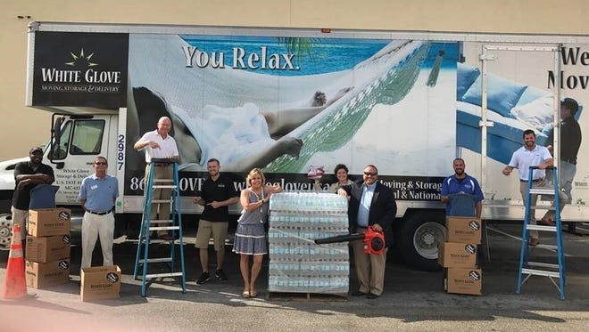 Deadline for dropping off supplies is Sept. 29