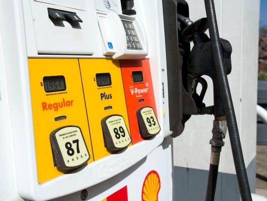 Santa Rosa Gas Tax