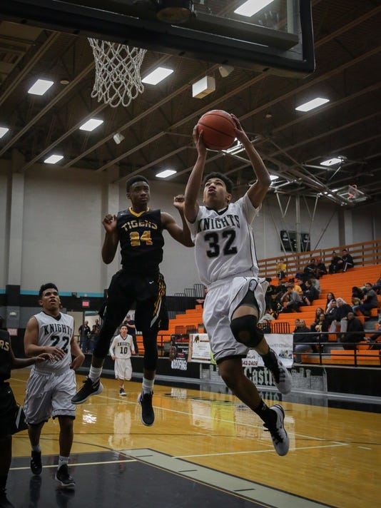 Onate vs. Alamogordo Prep Basketball