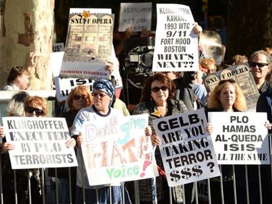 MET protests