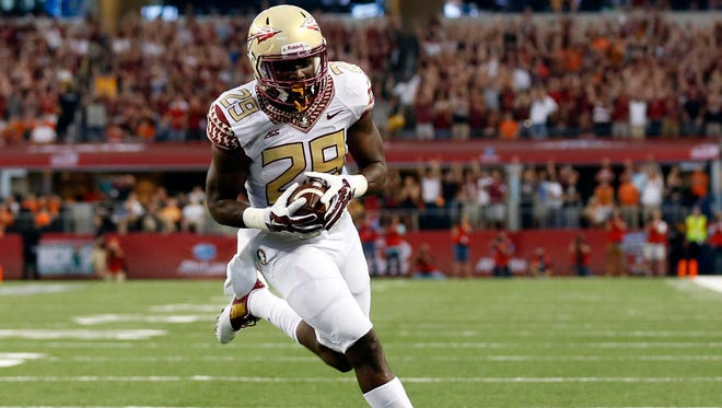 Nate Andrews looks to breakout for the FSU secondary in 2015.