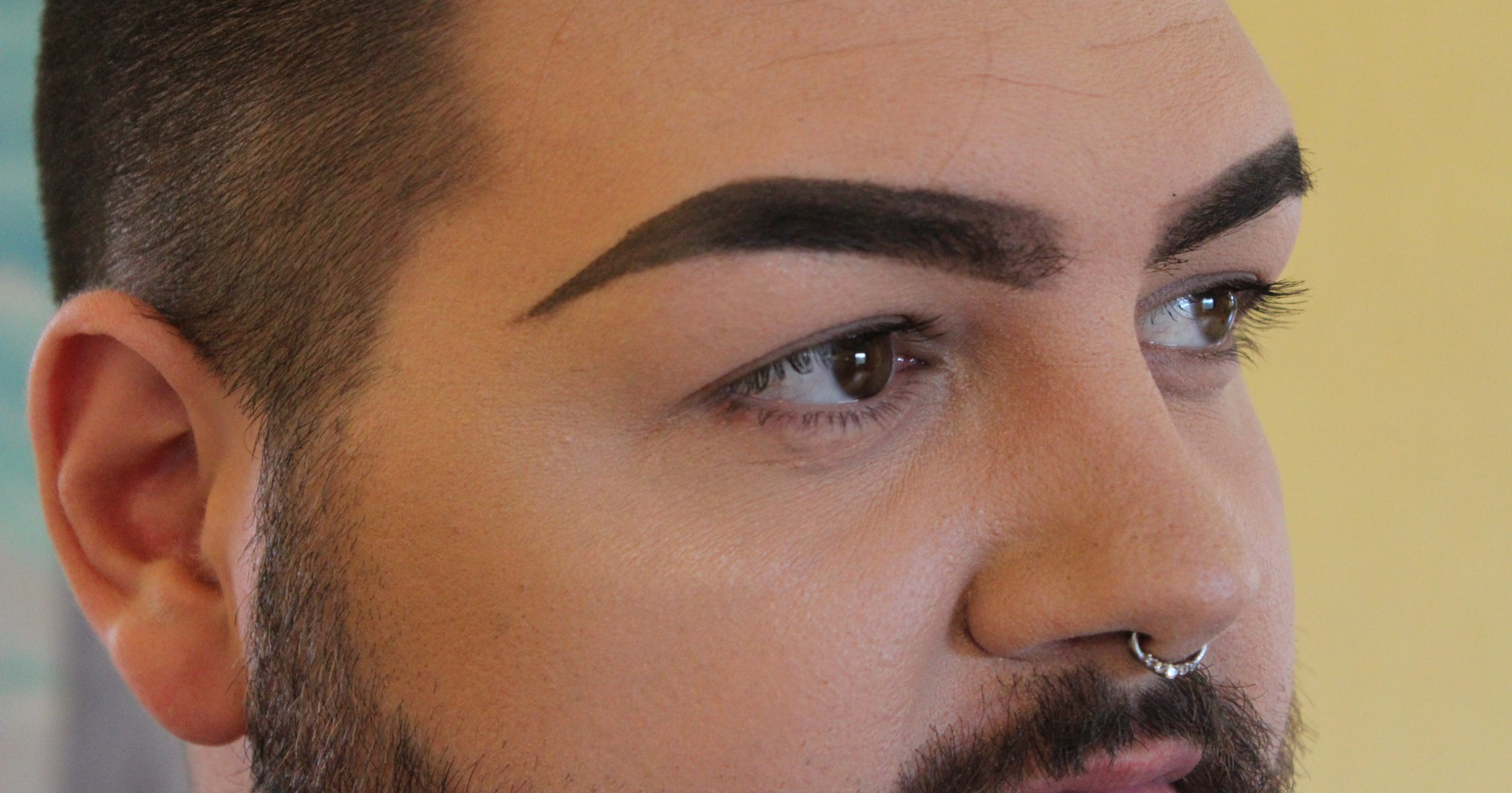 The Bolder The Better Eyebrow Trend Catches On In Brevard
