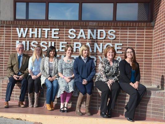 White Sands Missile Range School
