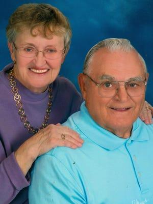 Ken and Judy Watson, 2016