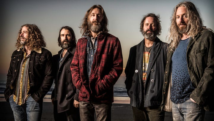 The Chris Robinson Brotherhood comes to Vinyl Music