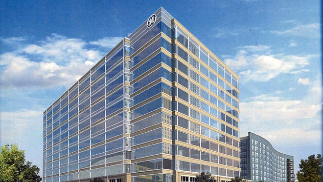 GE's U.S. Global Operations Center planned for The Banks