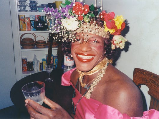 """""""The Death and Life of Marsha P. Johnson"""" will be shown"""