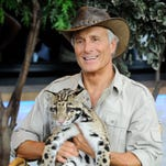 """Jack Hanna will bring his Emmy Award-winning television series to the Renaissance Theatre stage with """"Wild Live!"""" at 3 p.m. Sunday."""