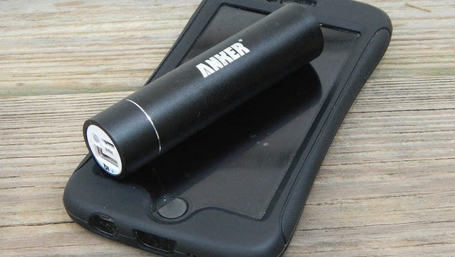 Anker Astro Mini portable charger