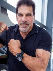 "Lou Ferrigno, actor who played ""The Incredible Hulk,'"