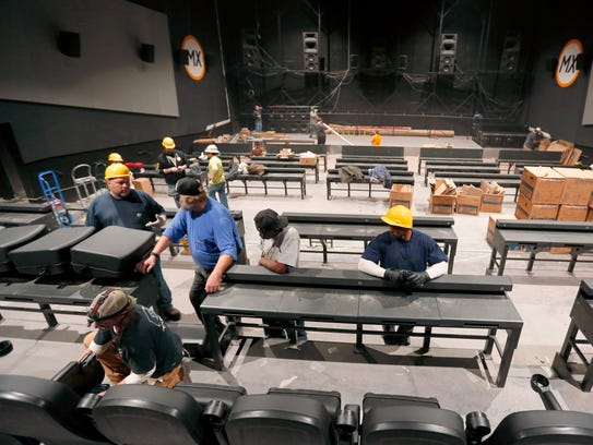 New Theater Will Offer Flicks Brews Food