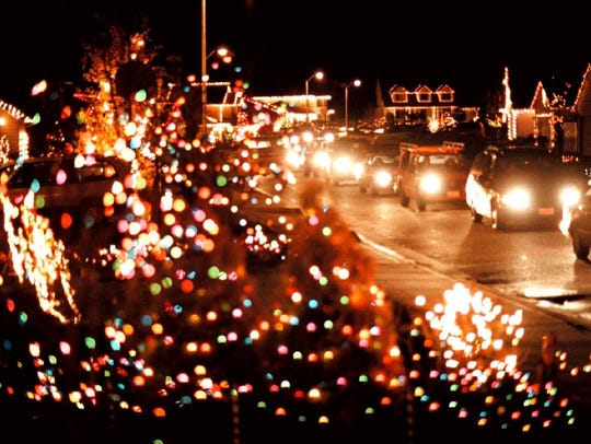 The Keizer Miracle of Christmas, a lights and decorations