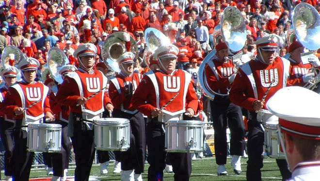 The UW Varsity Band will perform at Wausau East High School on Sunday.