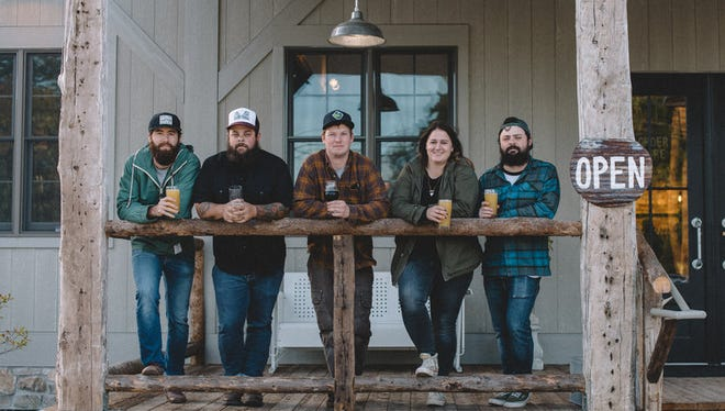 A team from Door County Brewing Co., will launch Hacienda Brewing, a side brewing venture, on Feb. 3.