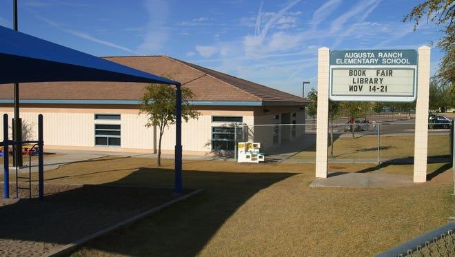 Augusta Ranch Elementary School in Gilbert