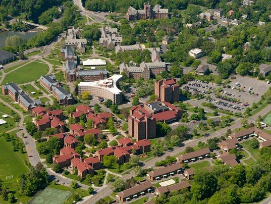 Report Cornell Generates Big Bucks For Ithaca State