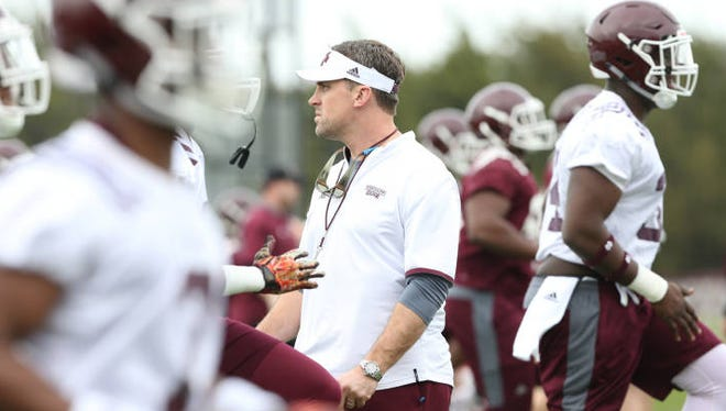 Mississippi State defensive coordinator Peter Sirmon implemented a new position on defense.