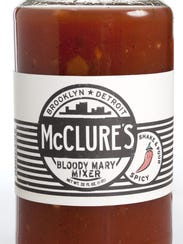 McClure's Bloody Mary Mix.