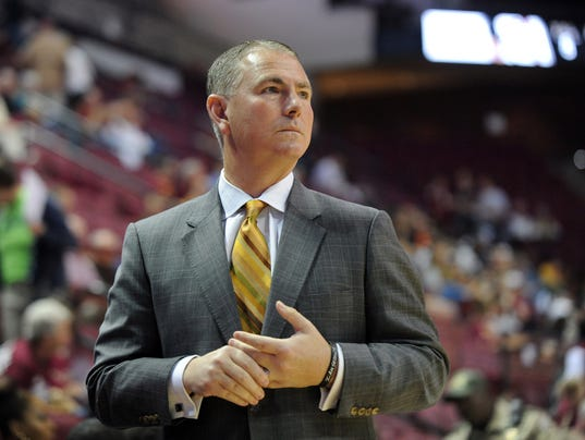 NCAA Basketball: Central Florida at Florida State