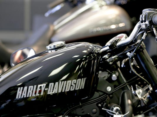 Earns Harley-Davidson