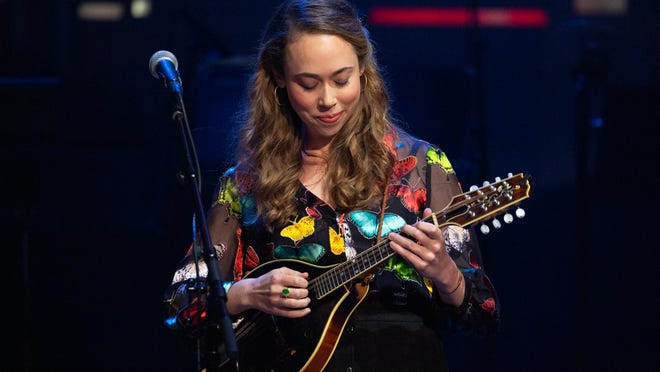 "Former Austin-area musician Sarah Jarosz recently released her fifth album, ""World on the Ground."""