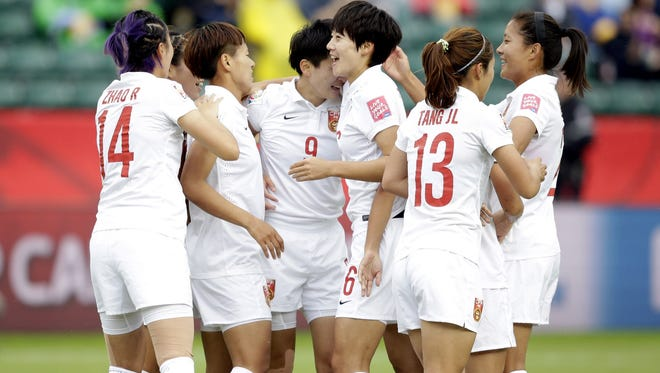 If China defeats the USWNT, each Chinese player could earn a bonus of up to $250,000.