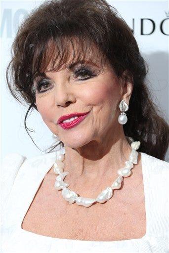 Joan Collins nude 63