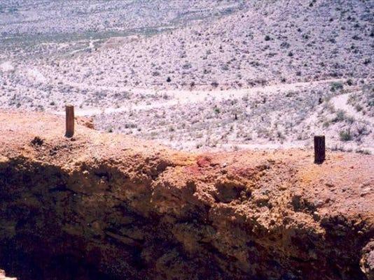 Garnet-mine-shaft-opening.jpg