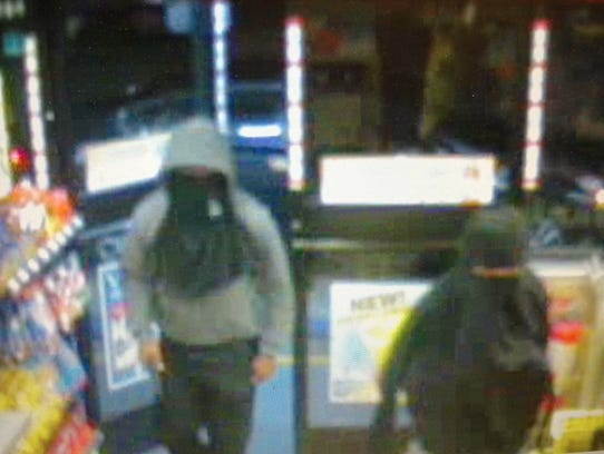 convenience store robbers