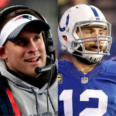 What Josh McDaniels would mean for Colts quarterback Andrew Luck