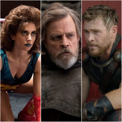 Netflix in June: What's new, from 'The Last Jedi' to 'GLOW' Season 2