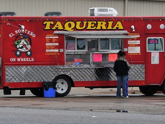 El Norteno will be one of at least 40 food trucks expected