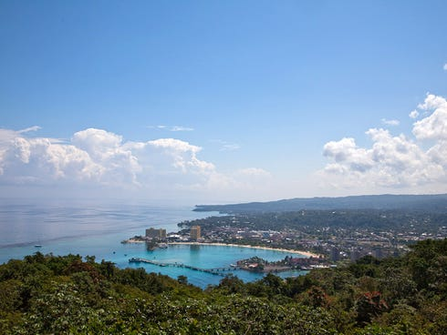 Ocho Rios attractions range from swimming with dolphins to Jamaican bobsled rides.