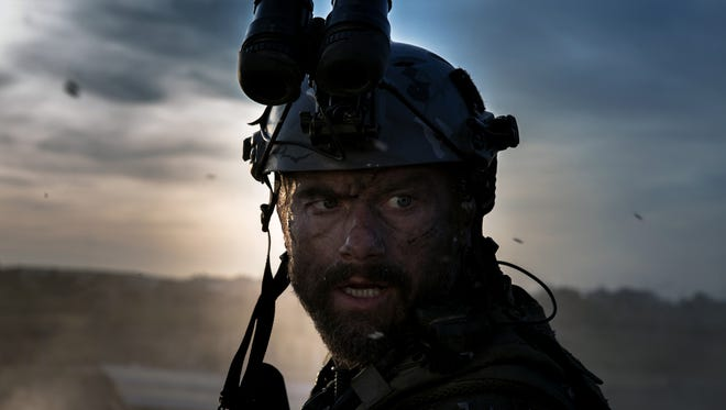 James Badge Dale plays Tyrone 'Rone' Woods in '13 Hours: The Secret Soldiers of Benghazi.'