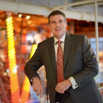 David Brandon, Toys R Us chairman and chief executive.