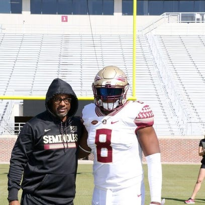 Florida State's newest commit, four-star defensive