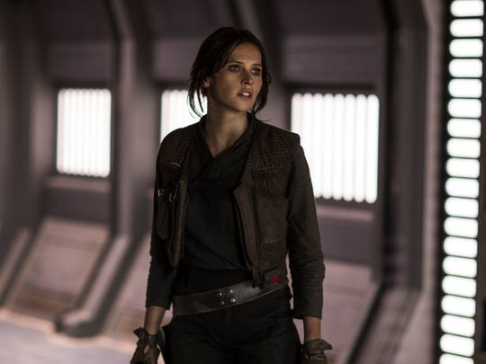 "Felicity Jones is an Oscar-nominated actress. So there's no reason I shouldn't like Jyn Erso from ""Rogue One,"" right?"