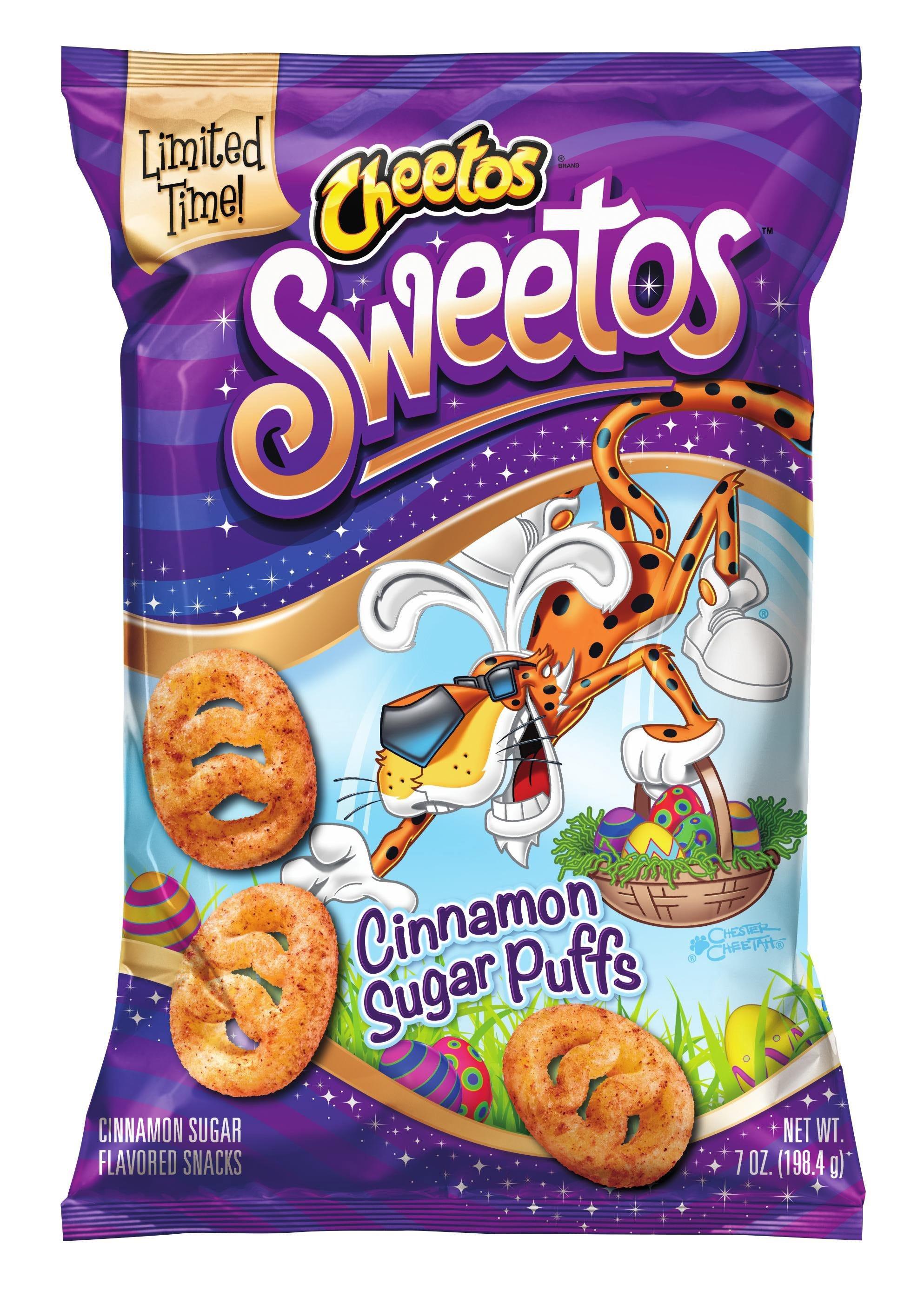 Cheetos easter