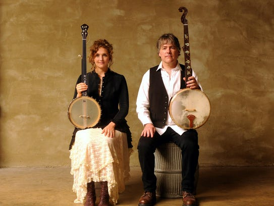 Abigail Washburn and Béla Fleck