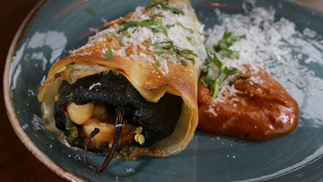 Livery (720 N. College Ave.) serves Latin flavors with flair, along with some of the best margaritas and sangria in town.